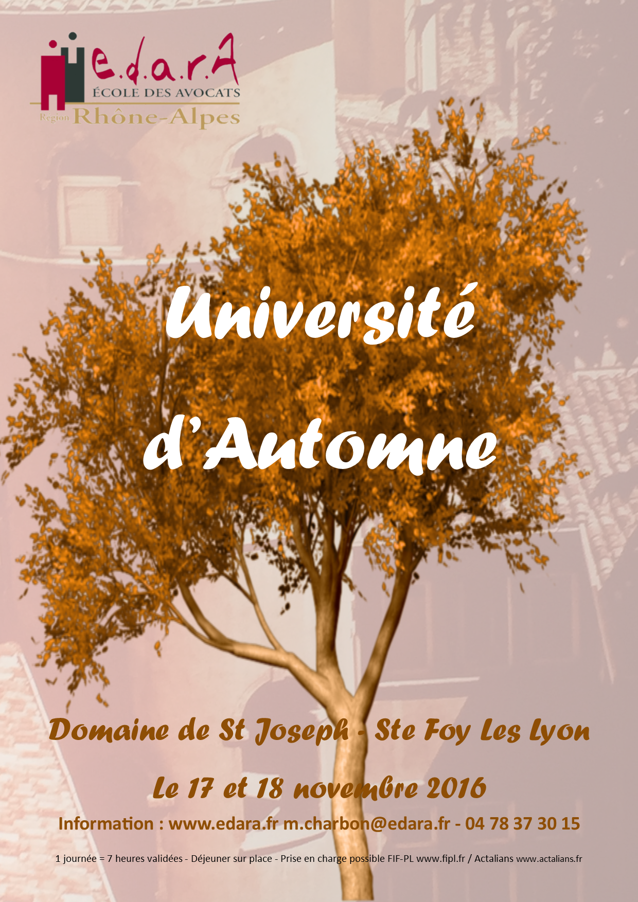 BULLETIN A5 AUTOMNE 2016 6TER
